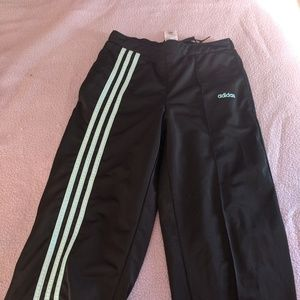 Adidas 3/4 length crop pant Size S Small